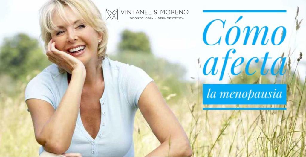 ¿ Cómo afecta la menopausia ?